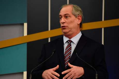 No último domingo (9), Ciro Gomes participou de debate na TV Gazeta