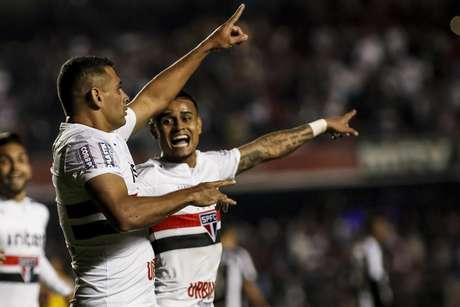 Diego Souza e Everton têm sido essenciais para a campanha do São Paulo no Brasileiro