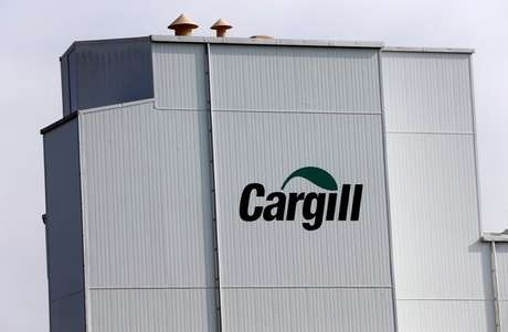 A Cargill logo is pictured on the Provimi Kliba and Protector animal nutrition factory in Lucens, Switzerland, September 22, 2016. REUTERS/Denis Balibouse - D1BEUCZCVNAA