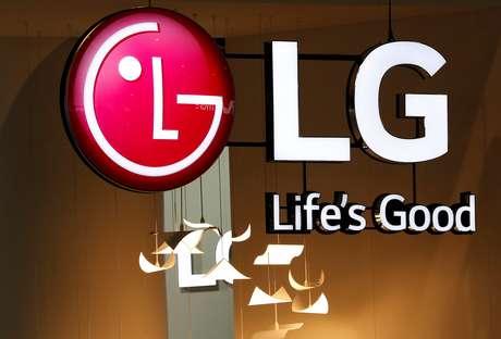 Logo da LG em congresso em Barcelona, Espanha 28/02/2018 REUTERS/Yves Herman