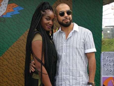 Iza anuncia que vai se casar com o produtor Sergio Santos