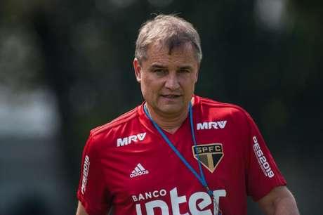 Aguirre chegou ao São Paulo em março e resgatou a confiança do elenco tricolor (Foto: Maurício Rummens/Fotoarena/Lancepress!)