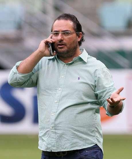 Mattos reclamou que árbitro não seguiu recomendação em jogada do gol (FOTO: Divulgação)