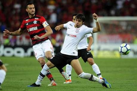 Romero, jogador do Corinthians