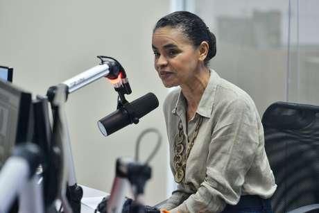 Marina Silva falou sobre as pesquisas eleitorais e a disputa pelo segundo turno