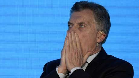 Macri precisou recorrer novamente ao Fundo Monetário Internacional para dar liquidez à economia argentina