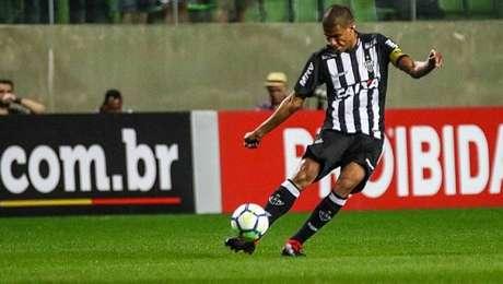 Leonardo Silva, zagueiro do Atlético-MG
