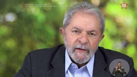 Lula (PT), ex-presidente do Brasil