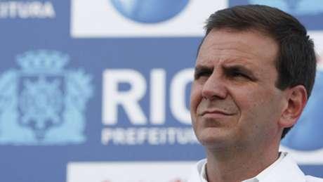 Eduardo Paes, candidato ao governo peloDemocratas (Foto: Divulgação)