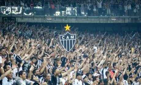 Atléticanos pagarão um ingresso mais barato no clássico- Foto: Bruno Cantini / Atlético-MG