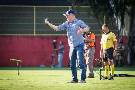 Mano crê na força do seu time alternativo- Vinnicius Silva/Cruzeiro E.C.