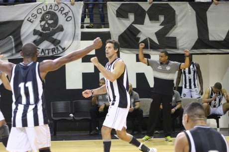 Botafogo vence Flamengo no Vôlei (Foto: Reprodução/Twitter)