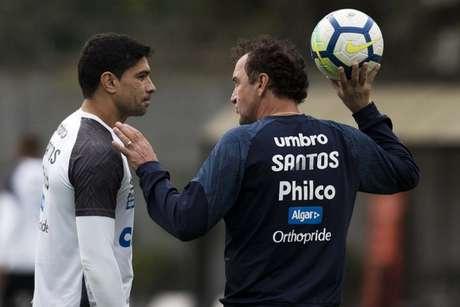 Renato recebe proposta do Peixe para ocupar cargo de executivo de futebol (Foto: Ivan Storti/Santos)