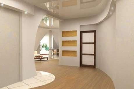 8- Drywall em curvas é perfeito para dar movimento ao ambiente