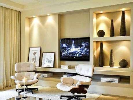 4- Você pode aplicar isolamento acústico na sala de tv