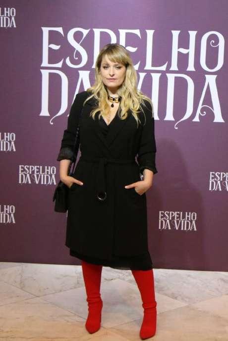 Luciana Vendramini (Foto: AgNews)
