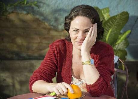 Karine Teles em 'Benzinho'