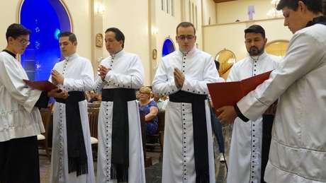 Hoje em dia o celibato é necessário para quem quer se tornar sacerdote na Igreja Católica