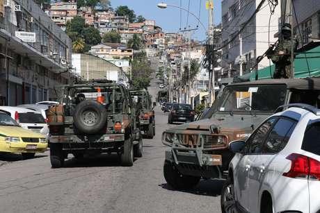 Rio de Janeiro vive intervenção federal