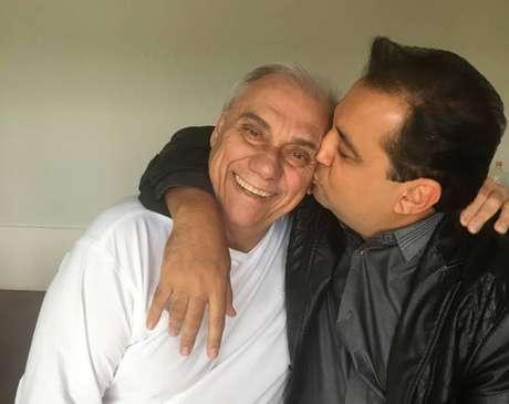 Marcelo Rezende foi diagnosticado com câncer no início deste mês