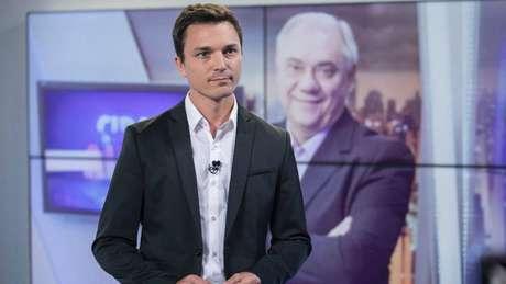 Diego Esteves, filho do jornalista Marcelo Rezende.