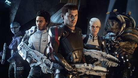 Cada personagem tem sua própria personalidade no game