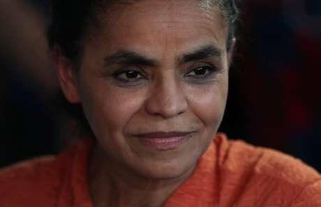 Candidata da Rede à Presidência, Marina Silva 31/08/2018 REUTERS/Ricardo Moraes