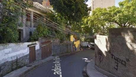 O crime ocorreuna Ladeira Ary Barroso, no Leme, zona sul do Rio