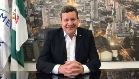 Luciano Buligon, prefeito de Chapecó-SC