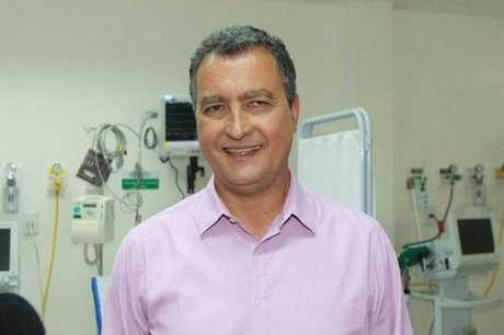 O governador da Bahia Rui Costa (PT)