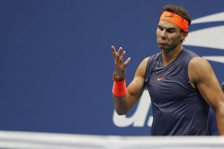Rafael Nadal é o segundo colocado do ranking, com Rafael Nadal (ESP), 7.480 pontos (Geoff Burke-USA TODAY Sports)