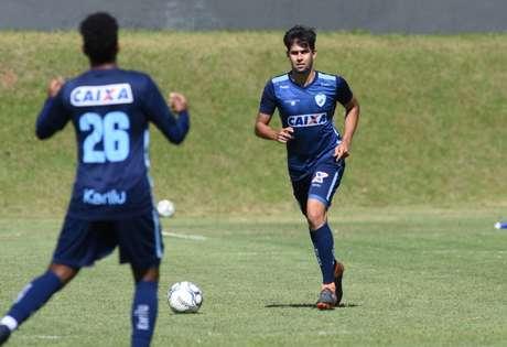 Leandro Almeida acredita no acesso do Londrina (Foto: Gustavo Oliveira/ Divulgação Londrina)