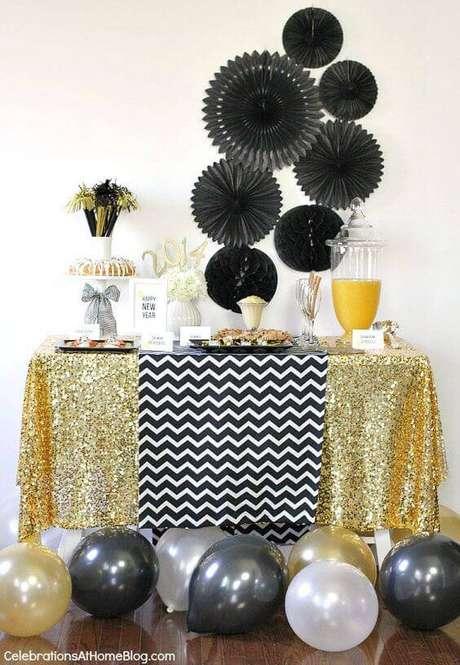 19. Se você se interessa por decoração, qualquer ocasião pode ser uma festa!