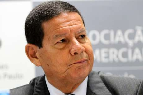 General Mourão, candidato à Vice-Presidência pelo PSL