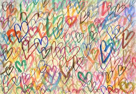 São muitos os amores. A palavra é única, mas tem diferentes jeitos, diversas maneiras de amar.