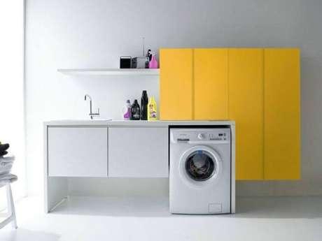 8. Procure manter a lavanderia sempre organizada – Foto: Archi Products