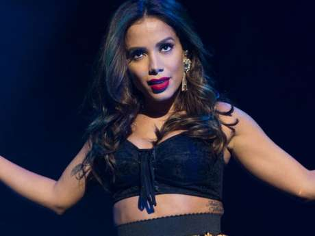 Anitta comemorou as indicações nas categorias melhor fusão/interpretação urbana e melhor canção urbana no Grammy Latino 2018