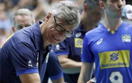 Renan espera jogos difíceis na segunda fase do Mundial (Foto: Divulgação/FIVB)