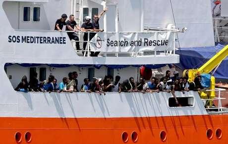 UE pedirá ajuda ao Egito para conter crise migratória