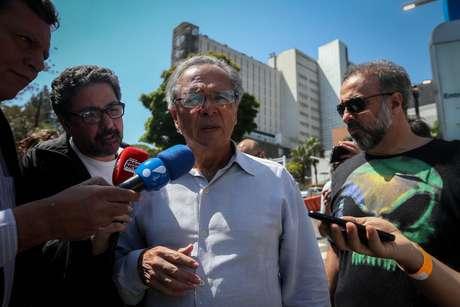 O economista Paulo Guedes é o assessor econômico de Bolsonaro