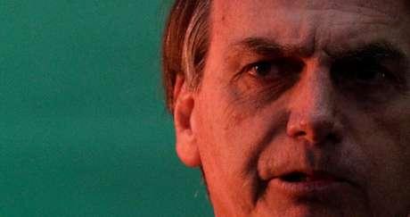 Jair Bolsonaro, candidato do PSL à Presidência 22/07/2018 REUTERS/Ricardo Moraes