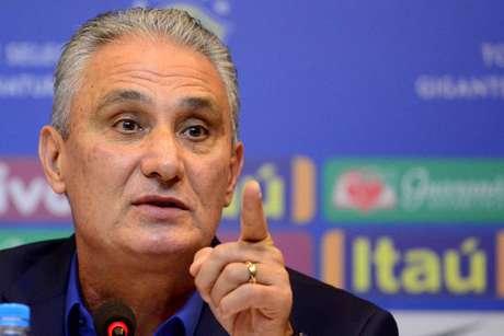 Tite, técnico da Seleção Brasileira, anunciou mais uma convocação