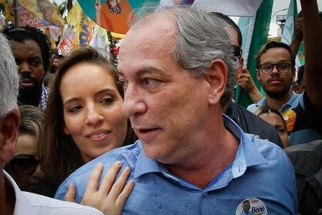 Ciro Gomes voltou a chamar Bolsonaro de nazista
