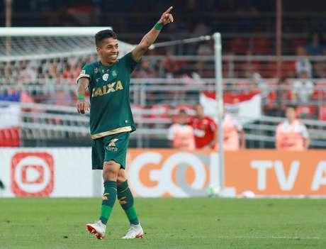 Matheusinho empatou o jogo na reta final