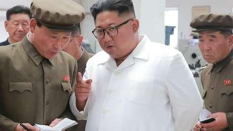 Kim Jong-un tenta passar imagem de um reformador econômico na Coreia do Norte