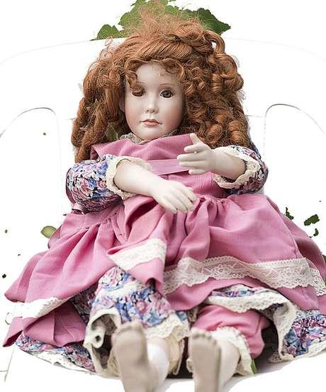 Ela também entendeu por que nunca havia gostado de vestir roupas cor-de-rosa