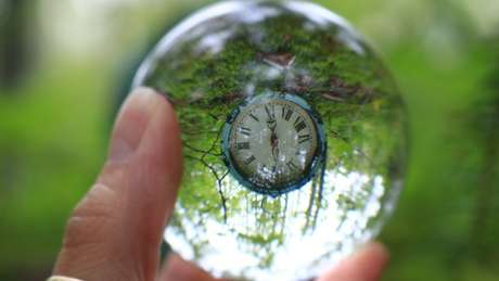 O desajuste de tempo em sua mente ajudou a lhe dar respostas sobre como acontecimentos do passado influenciaram a sua vida