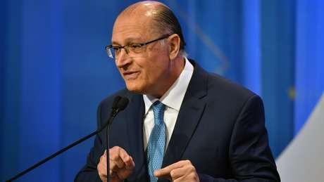 O foco principal da campanha de Alckmin será São Paulo, Estado que o reelegeu governador em primeiro turno com 57% dos votos em 2014
