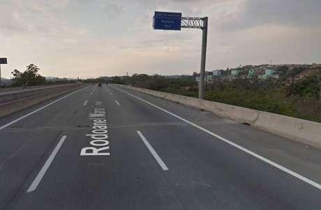 Ação contra carro-forte ocorreu no Rodoanel Leste, região de Suzano.