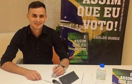 O jornalista Carlos Irineu: muitos eleitores perderam o interesse de acompanhar os candidatos na TV